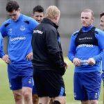 Squad Everton