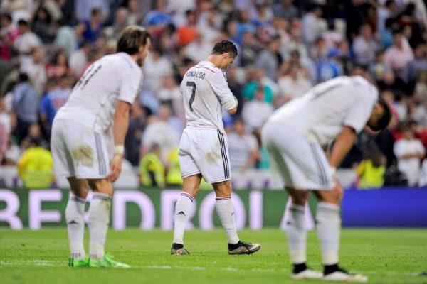 Real Madrid Yang Terlallu Santai Dengan Keadaan