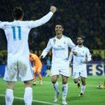 Akhirnya Real Madrid Mematahkan Rekor Tak Terkalahkan Dortmund