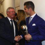 Beginilah Dulu Freguson Mengasa Ronaldo Hingga Jadi Pemain Hebat