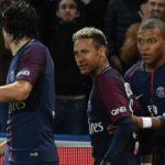 Cavani Mengatakan Tidak Ada Masalah Dengan Neymar