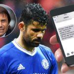 Conte Mengatakan Costa Itu Sudah Tidak Penting Lagi