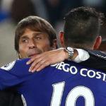 Conte Mengatakan Salam Perpisahan Kepada Costa