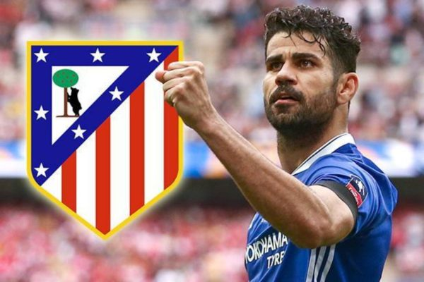 Diego Costa Akan Pulang Ke Atletico Pada Januari Nanti