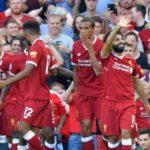 Ferdinand Salut Dengan Lini Depan Pemain Liverpool