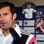 Figo,Cacatan Ronaldo Tidak Bisa Kalahkan Lionel Messi