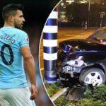 Manchester City Buka Suara Atas Kecelakaan Sergio Aguero