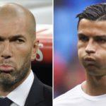 Meski Peforama Ronaldo Menurun Zidane Tetap Tenang