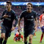 Morata Sangat Bangga Mencetak Gol di Markas Atletico