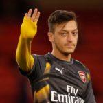 Ozil Membalas Perkataan Telak Untuk Legenda Arsenal