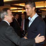 Perez Mengatakan Ronaldo Sangat Cinta Dengan Real Madrid