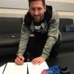 Presiden Barca Mengatakan Messi Sudah Menjalankan Kontrak Barunya