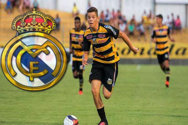 Real Madrid Sudah Amankan Rodrigo Antonio Rodrigues