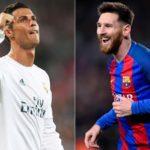 Ronaldo Lawan Yang Berat Tetapi Bukan Tandingan Messi