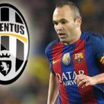 Iniesta Tolak Juventus Demi Menetap Di Barcelona