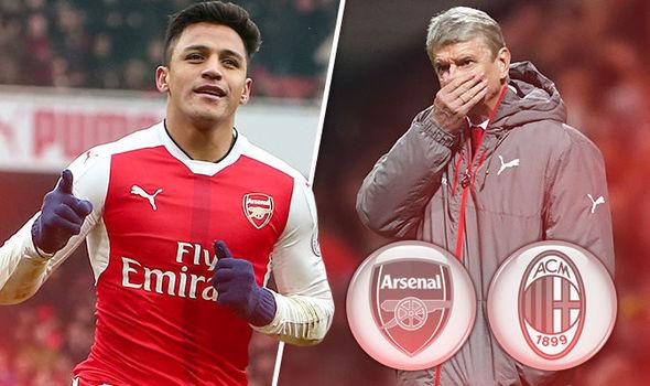 AC Milan Akan Bikin Arsenal Mendapatkan Keuntungan Besar