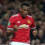 Martial Sukses Jalankan Formasi Mourinho Dengan Baik