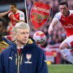 Tiga Pangawa Pemain Penting Arsenal Akan Siap Di Mainkan