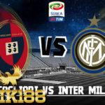 Prediksi Bola Cagliari vs Inter Milan Yang Merebutkan Puncak Klasemen