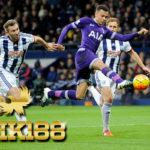 Tottenham Frustasi Menghadapi Lini Belakang West Brom dan Tahan Imbang