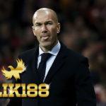 Zidane Senang Para Pemainnya Yang Cedera Telah Kembali Bermain