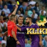 Indikasi Sengaja Mendapatkan Kartu Kuning UEFA Selidiki Bek Madrid