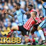 Hasil Pertandingan Manchester City Vs Southampton Skor 2-1