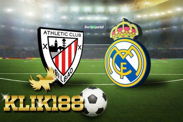 Prediksi Athletic Bilbao Vs Real Madrid 3 Desember 2017