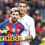 Cari Sensasi Ronaldo ke MU dan Messi ke Manchester City