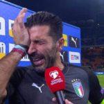 Buffon Minta Maaf Kepada Fans Italia Atas Kalir Buruknya
