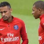 Mbape Katakan Kehidupan Neymar Di PSG Baik Baik Saja