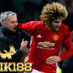 Jose Mourinho Berharap Fellaini Tidak Meninggalkan Manchester United