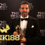 Buffon Dinobatkan Menjadi Pemain Terbaik di Liga Italia