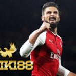 Menang Besar Giroud Justru Puji Pertahanan Arsenal