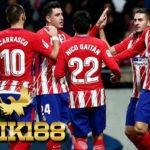 Laporan Pertandingan Atletico Madrid Vs Elche Skor 3-0