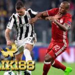 Laporan Pertandingan Sepakbola Olympiakos 0-2 Juventus