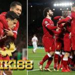 Laporan Pertandingan Liverpool VS Spartak Moskwa Skor 7-0