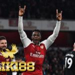 Gol Tunggal Welbeck Antar Arsenal Ke Semifinal Liga Inggris
