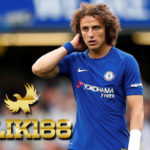 Antonio Conte Tanggapi Rumor Transfer David Luiz