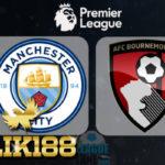 Prediksi Sepakbola Manchester City VS Bournemouth