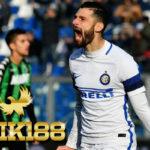 Prediksi Sepakbola Sassuolo VS Inter Milan 23 Desember