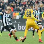 Kembali Tampil Ganas Lazio Dan Udinese Lumat Lawannya