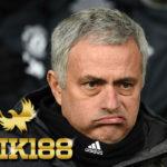 Jose Mourinho Kecewa Manchester United Diimbangi Burnley