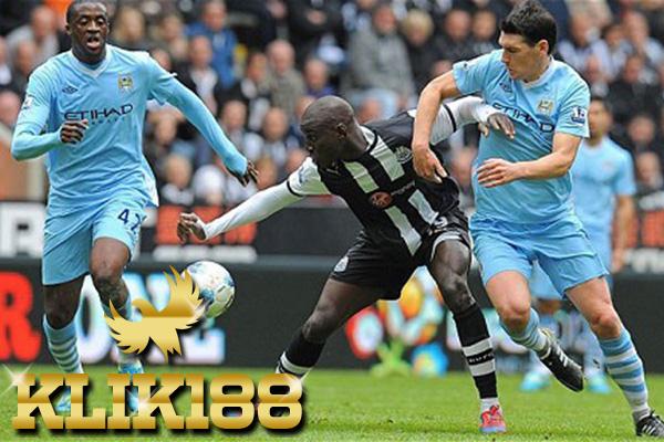 Laporan Pertandingan Sepakbola Newcastle United VS Manchester City