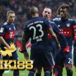 Laporan Pertandingan Eintracht Frankfurt 0-1 Bayern Munich