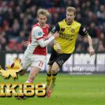 Laporan Pertandingan Roda JC VS Groningen Tahan Imbang Tuan Rumah