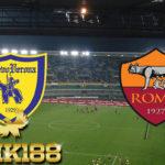 Prediksi Chievo vs AS Roma 10 Desember 2017