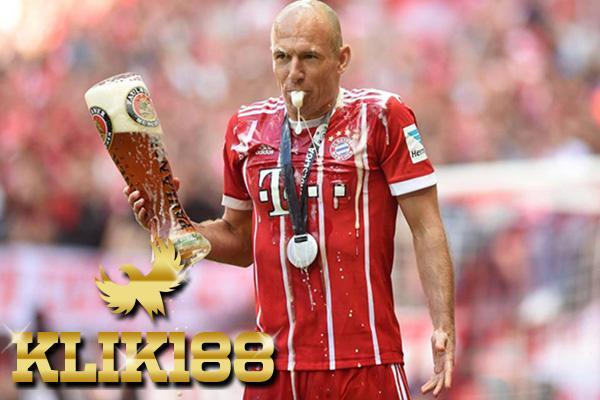 Arjen Robben Sempat Ragu Gabung ke Bayern Munich