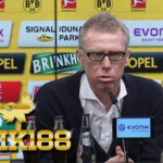 Peter Stoger Siap Bawa Dortmund Terbang Tinggi Seperti Dulu
