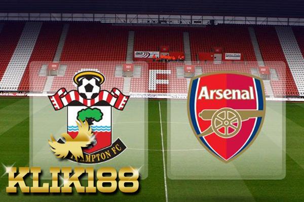 Prediksi Southampton vs Arsenal 10 Desember 2017